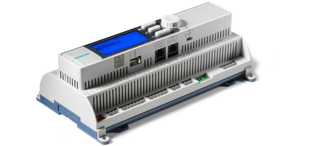 Climatix C600 – Программируемый и масштабируемый