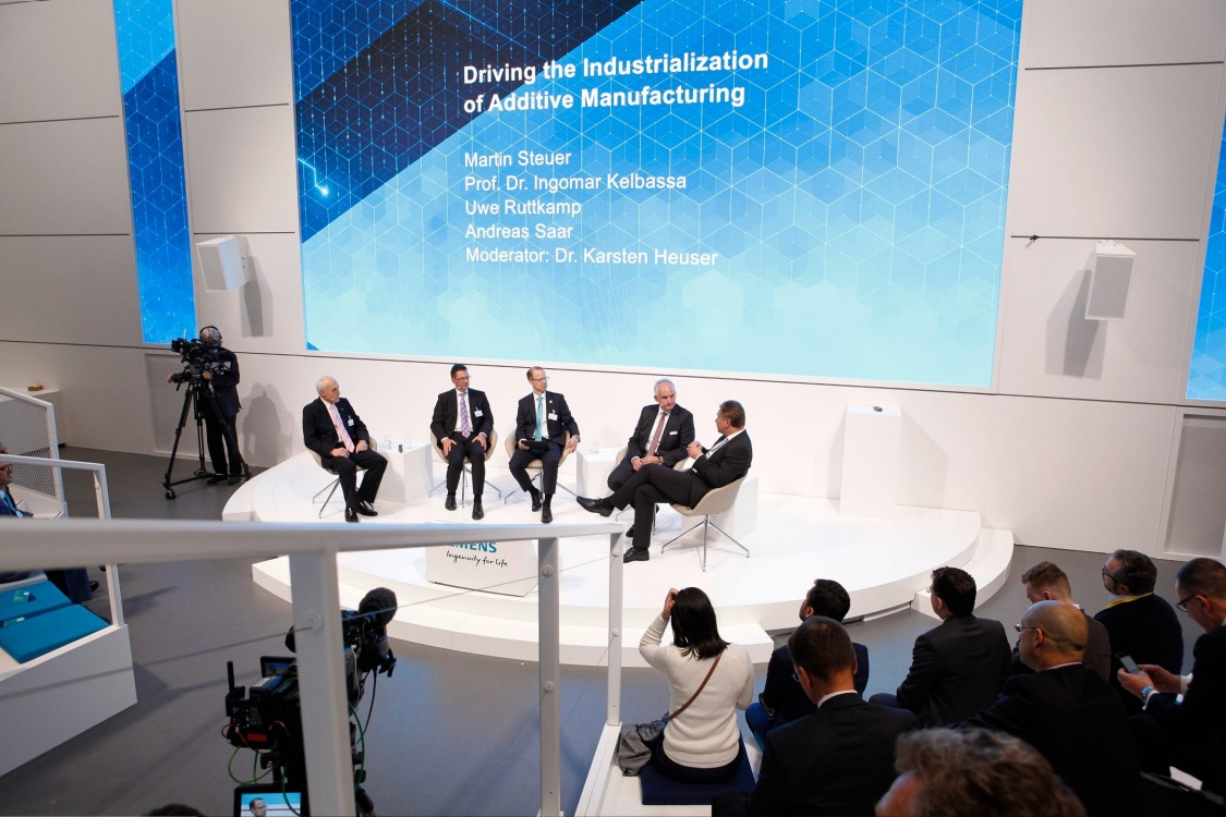 Siemens presentations