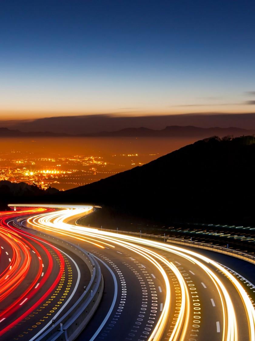 Die unternehmensweite Datenautobahn