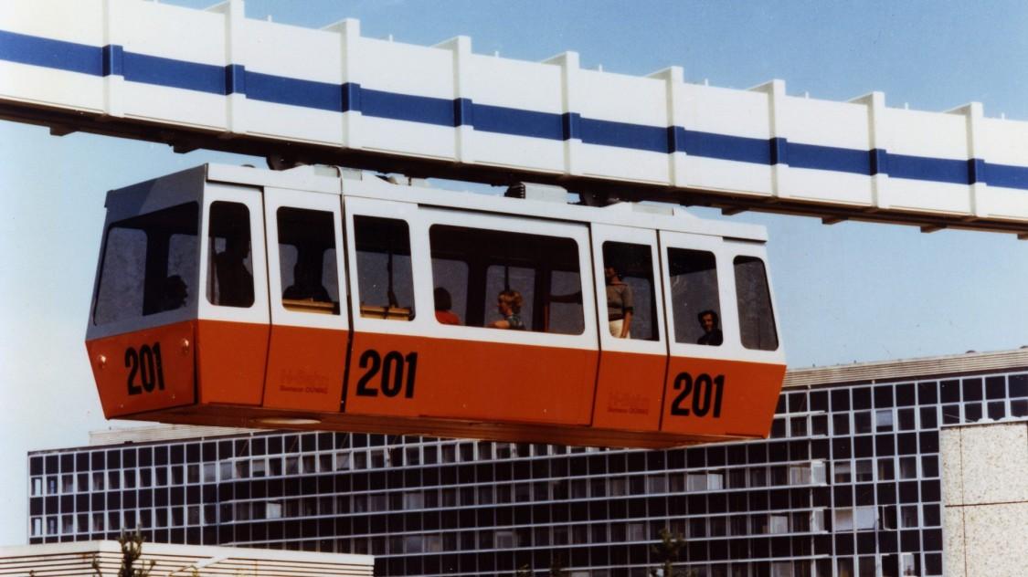 Rail transportation | Transportation Technology | Siemens