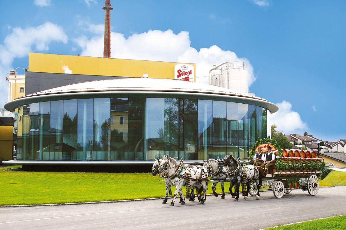 digitalisering bryggeri österrike