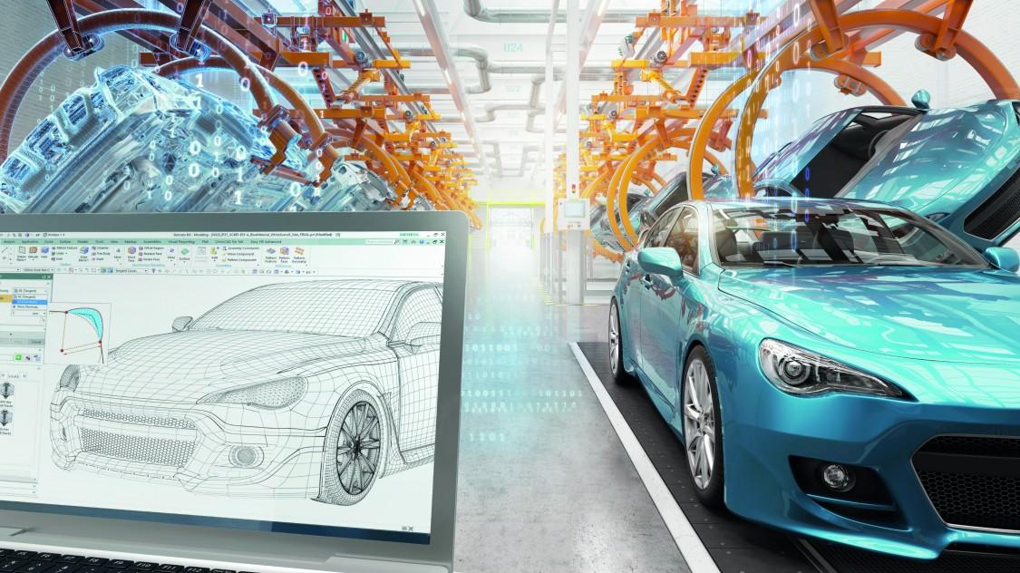 ซอฟต์แวร์ Siemens PLM