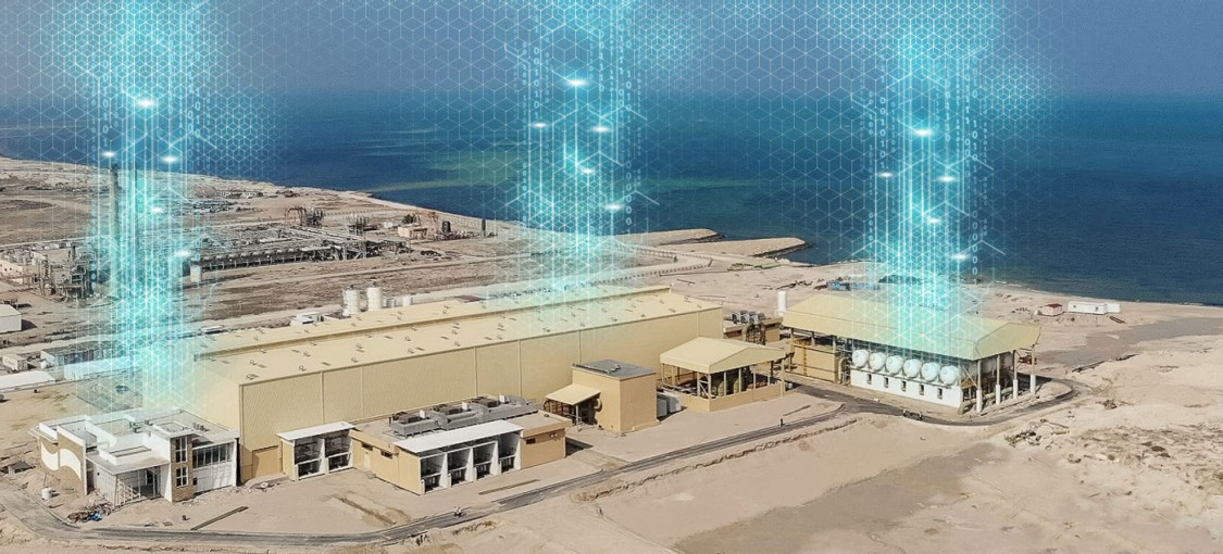 Rawafid Systems and water desalination experts Advanced Water Technology chose their partners for the solar-powered desalination plant in Al Khafji based on reliability and industry expertise