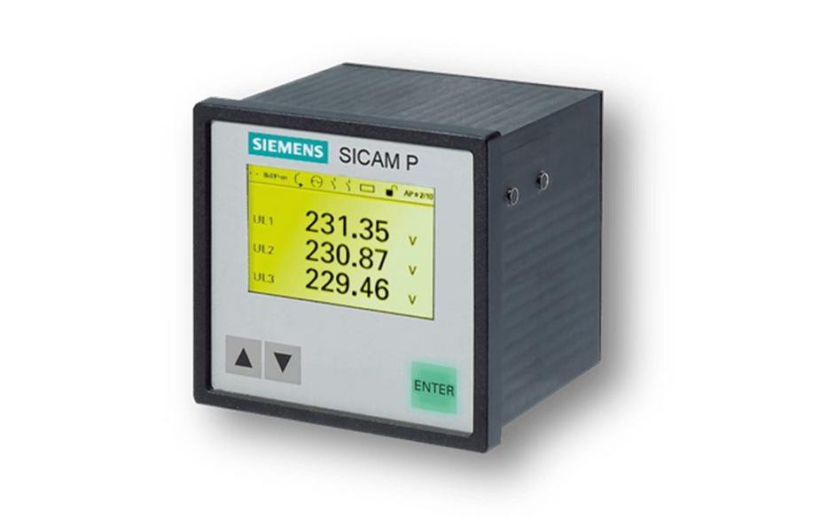 Измерительный преобразователь SICAM P50/55