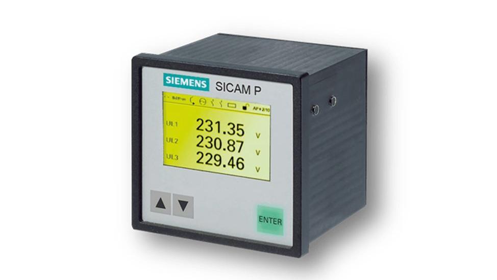 Multifunktionsmessgerät SICAM P50/55