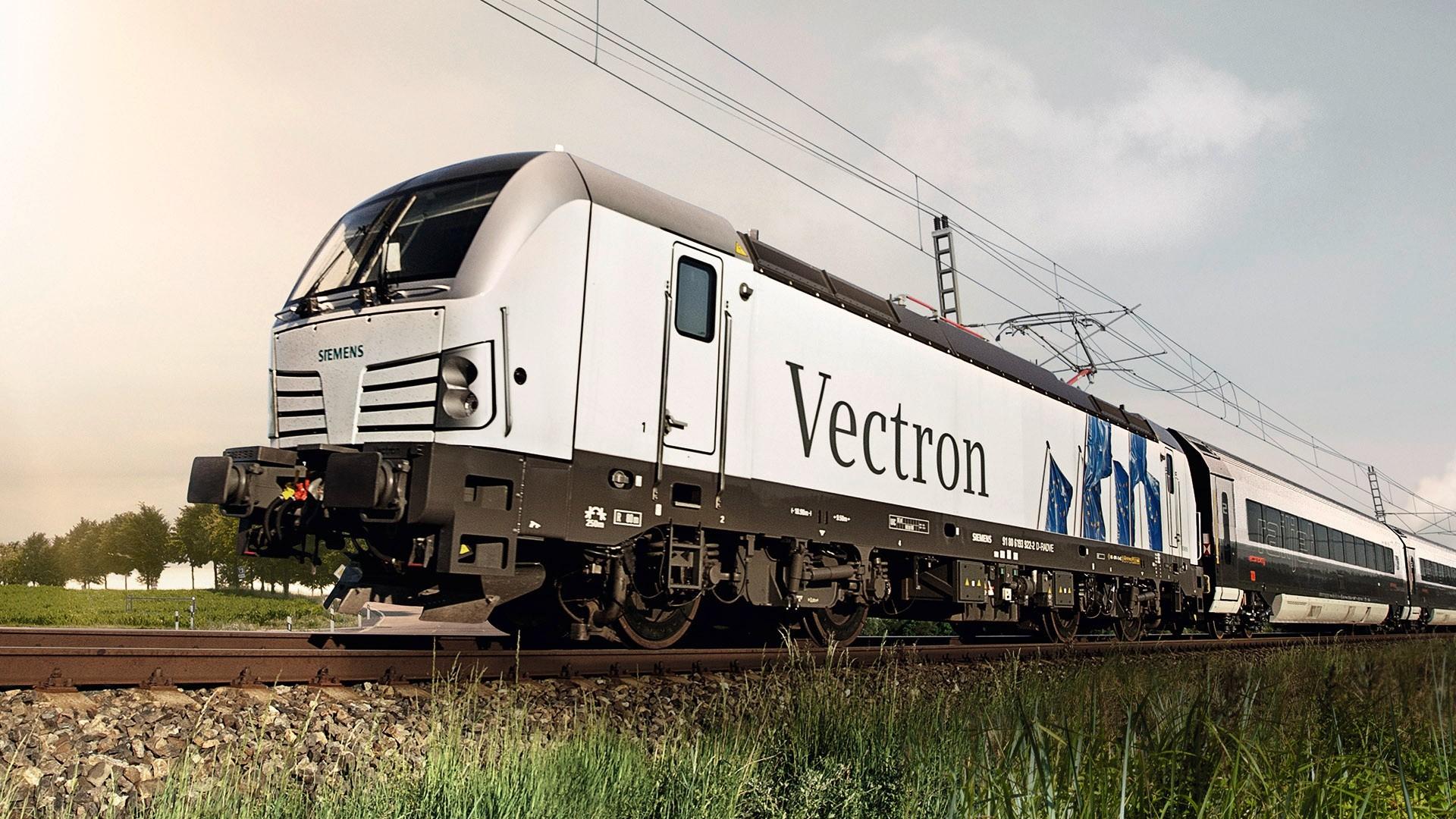 Vectron | Locomotives | Siemens