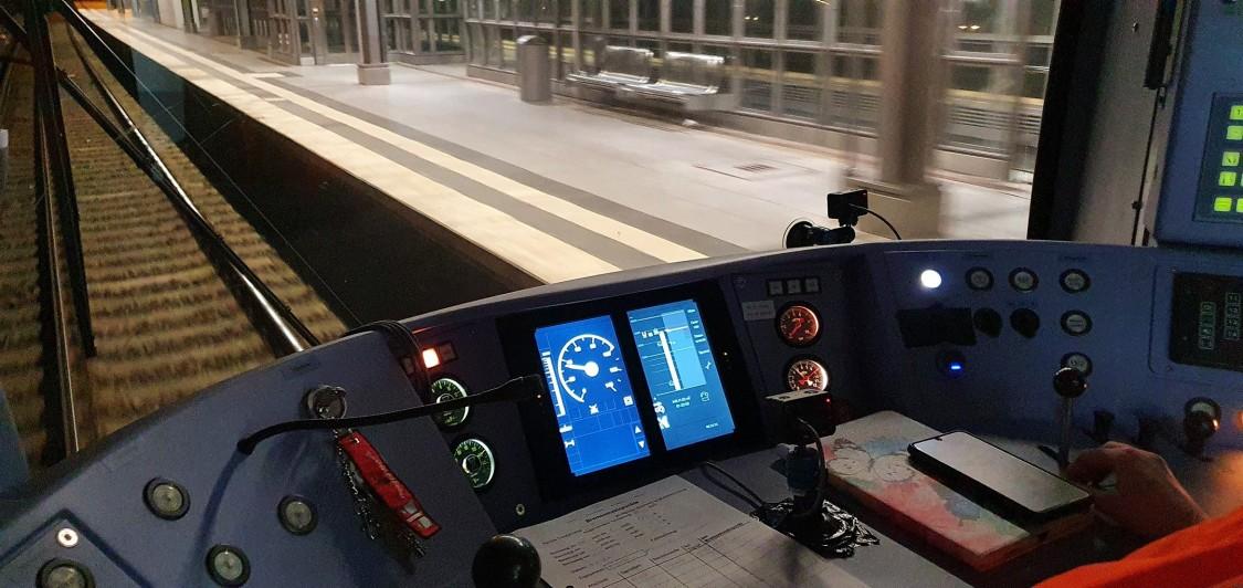 Digitalizing the S-Bahn in Hamburg