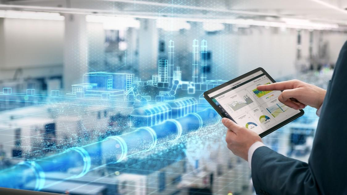Siemens auf der SPS IPC Drives 2019