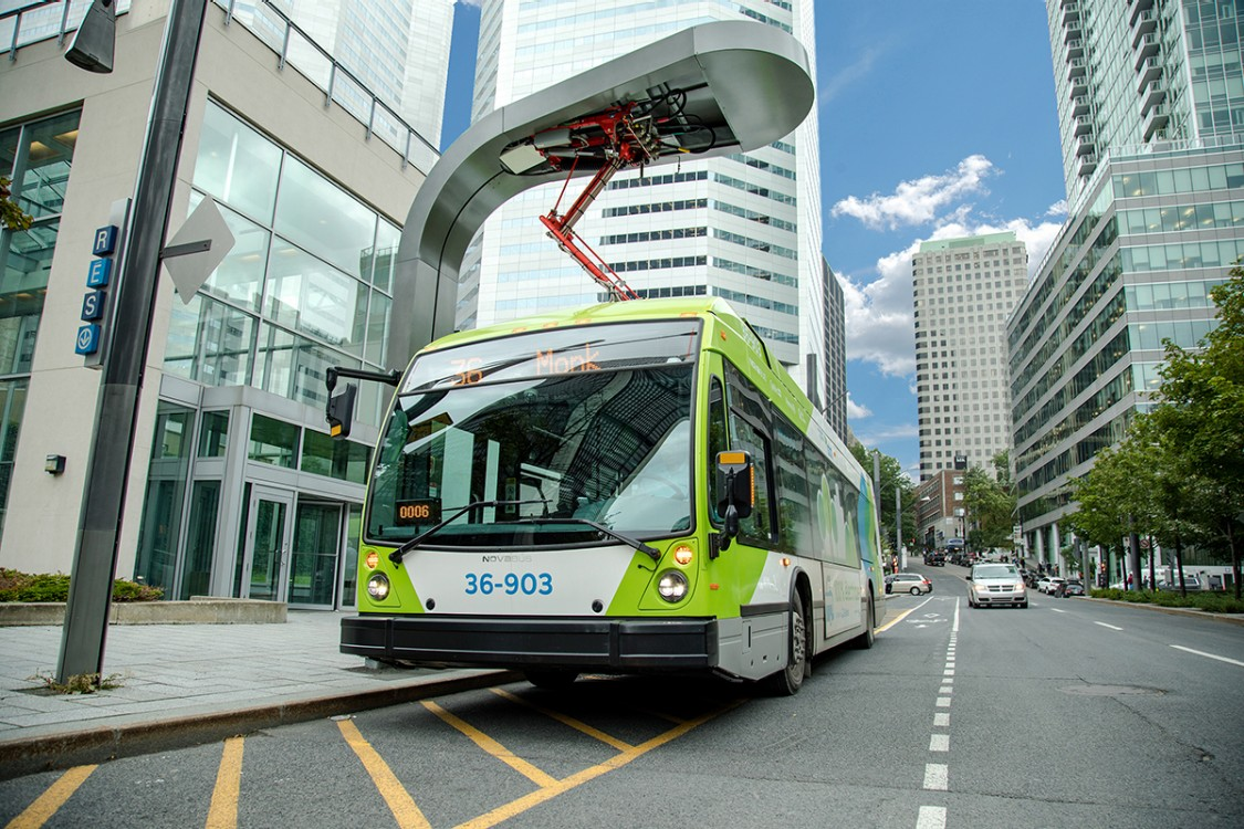 STM Montreal