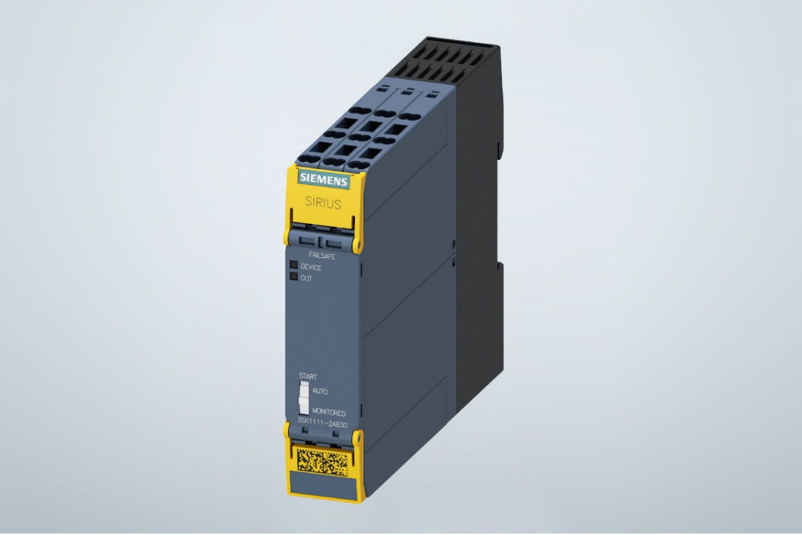 Safety relays 3SK1 standard
