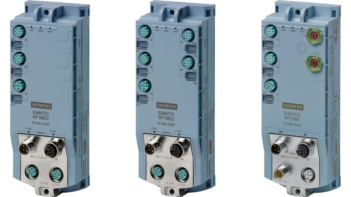 RF186CI, RF188CI y RF166C