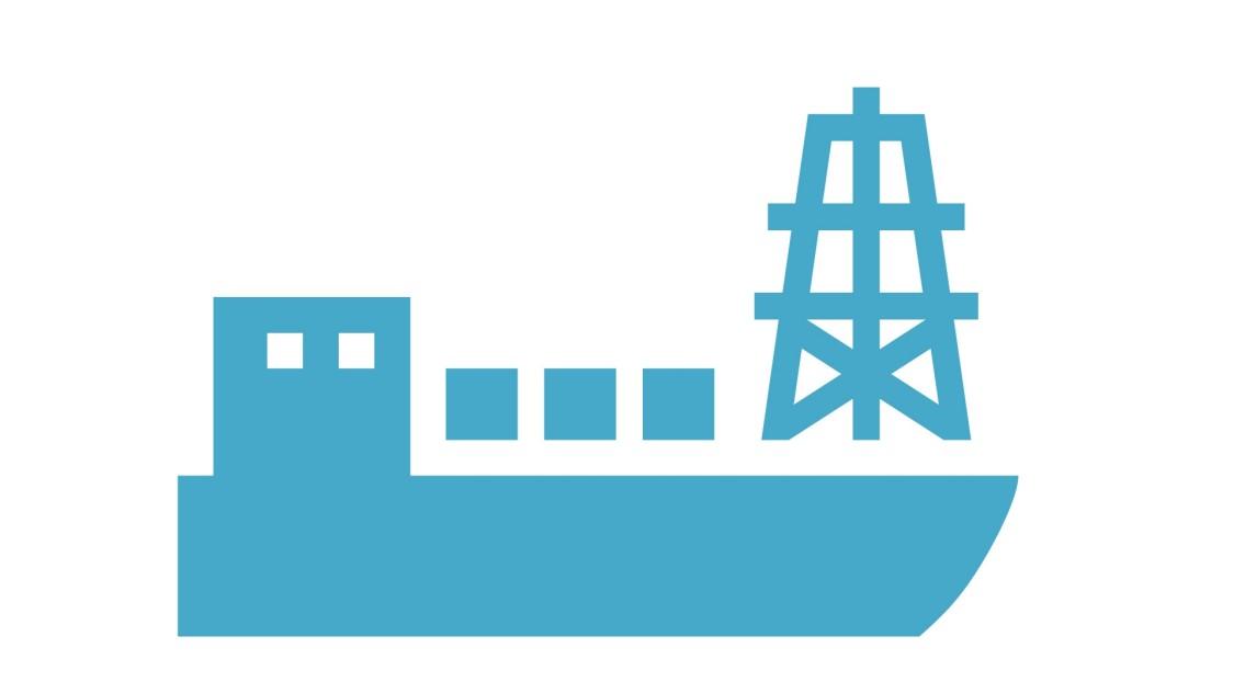 海上浮动钻井平台(FSPO、FLNG)