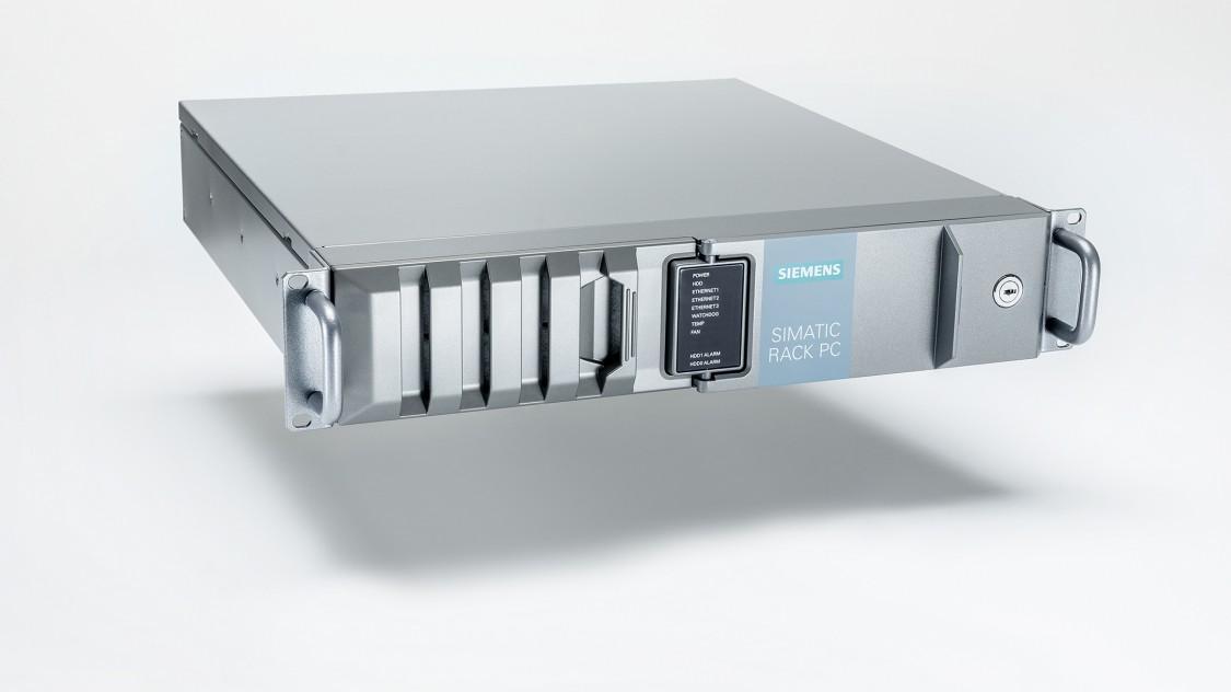 Fotografie produktu: Špičkové počítače SIMATIC v provedení Rack