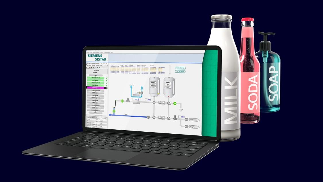 SISTAR ist die preiswerte, einfach beherrschbare und stufenlos skalierbare Lösung für die Prozessautomatisierung von kleinen bis größten Lebensmittelanlagen