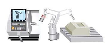 cnc robotics - run myrobot direct control