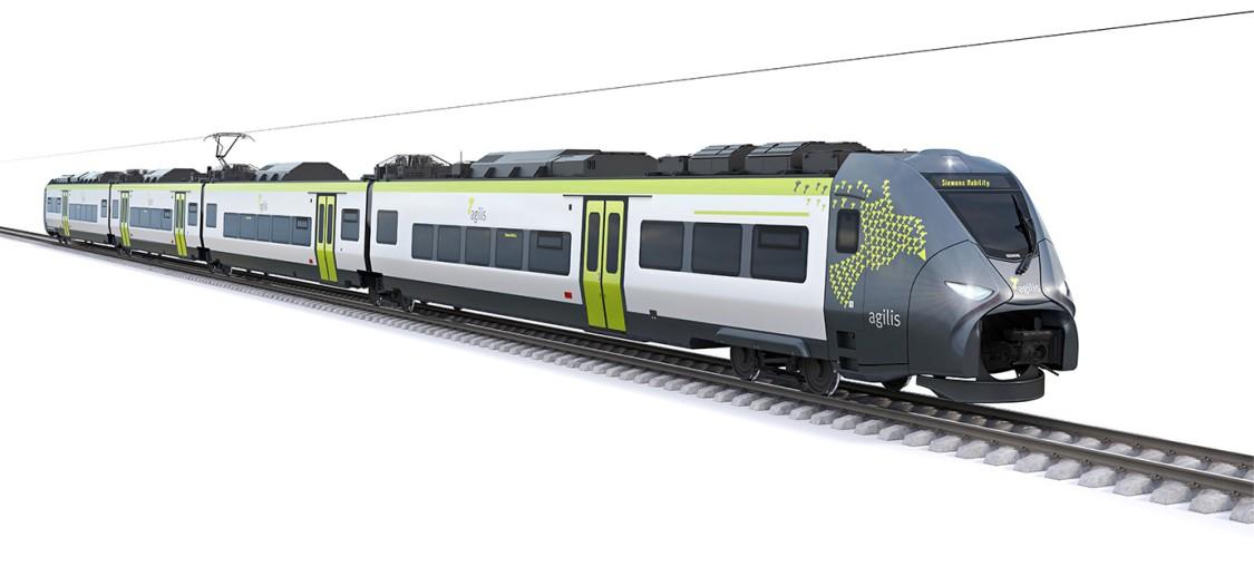 Nowe zamówienie na pojazdy Mireo od Siemens Mobility