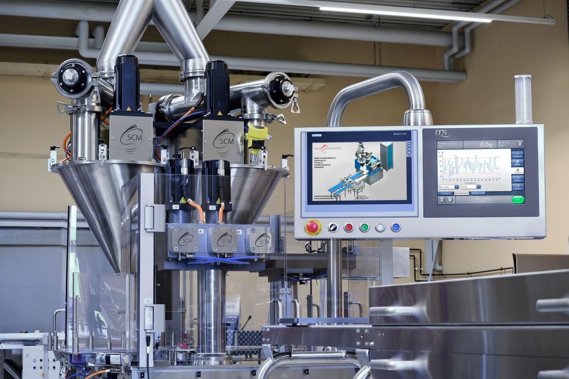 Dank der Kombination von TIA Portal mit Multi User Engineering und 3D-CAD-System NX verfügt Swiss Can Machinery über eine effiziente Entwicklung