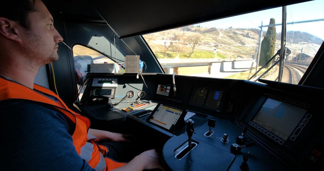 Automatic Train Operation - Einen Blick aus dem Führerstand