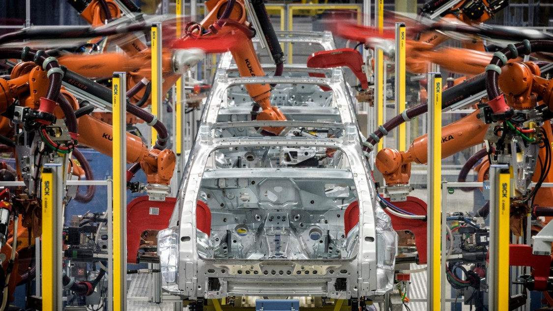 IWLAN in the automotive industry