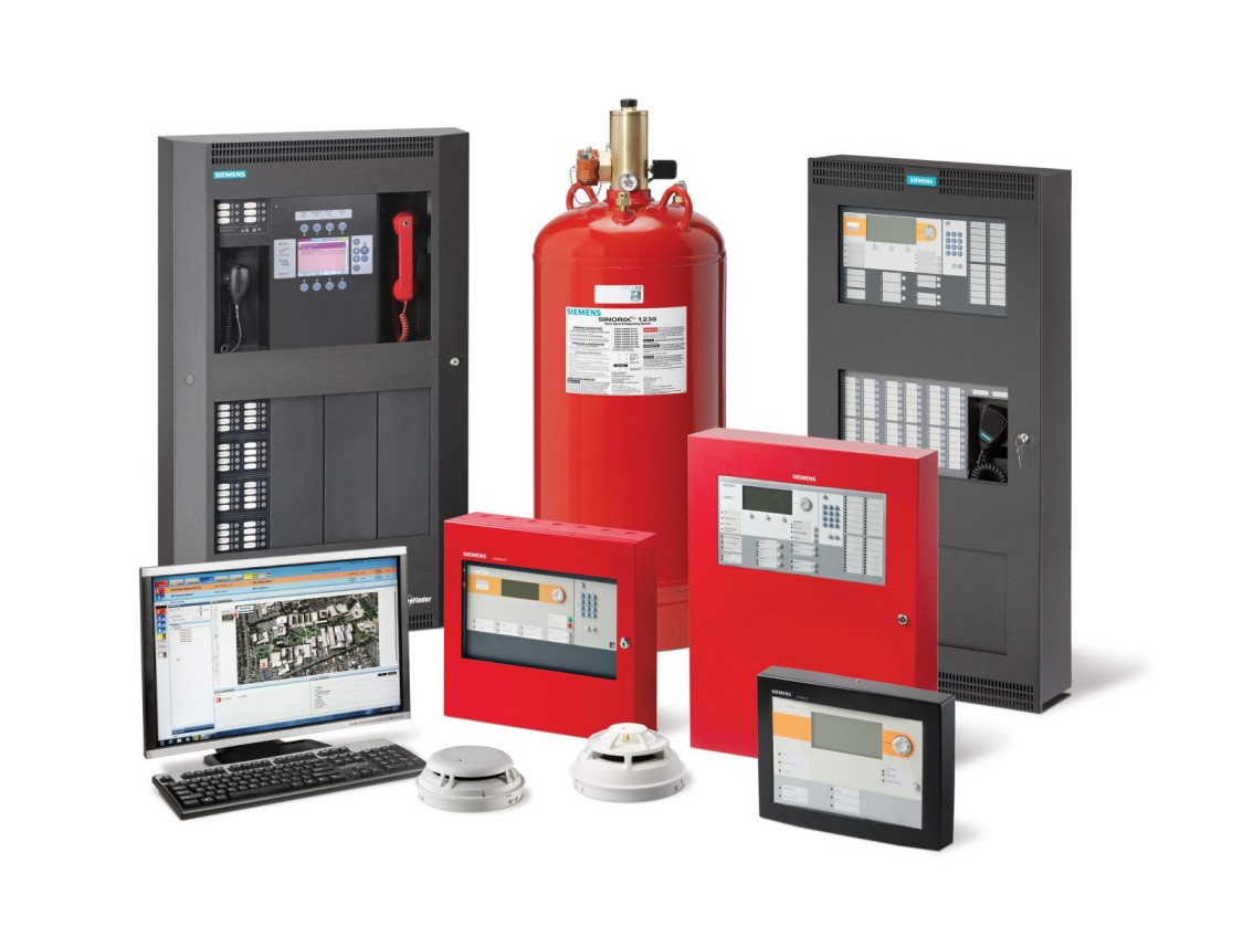 Fire safety | Building technology | Siemens