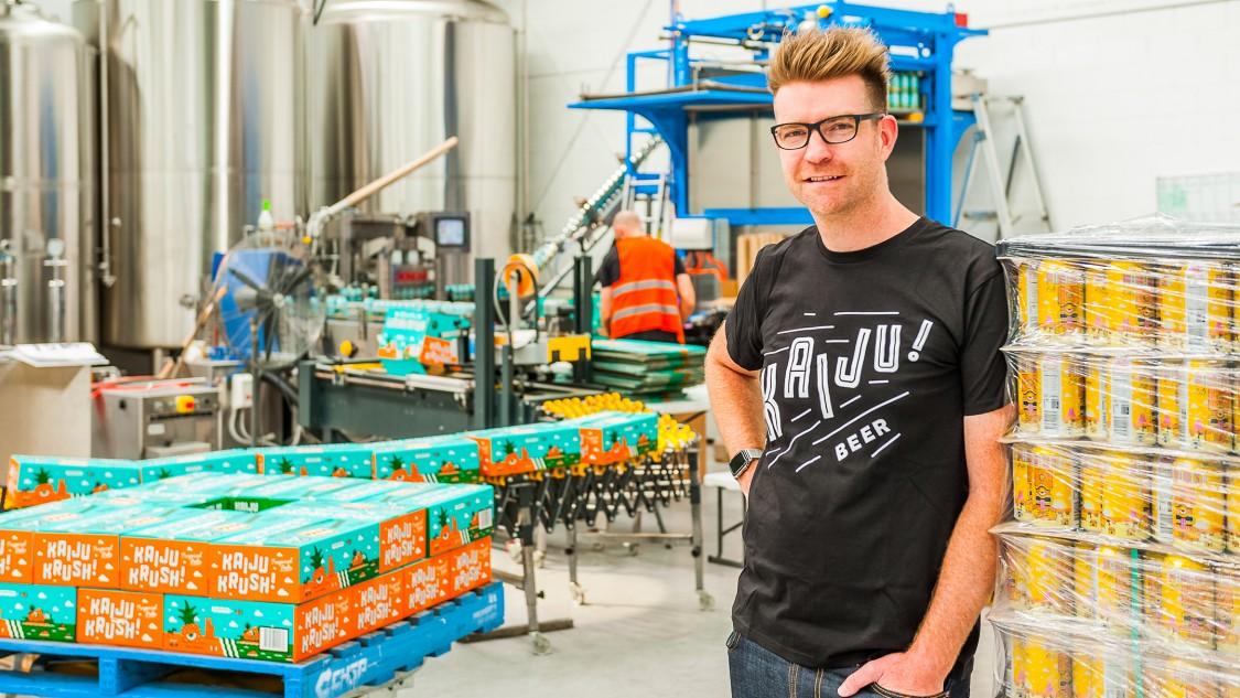 Callum Reeves, Kaiju Brewery