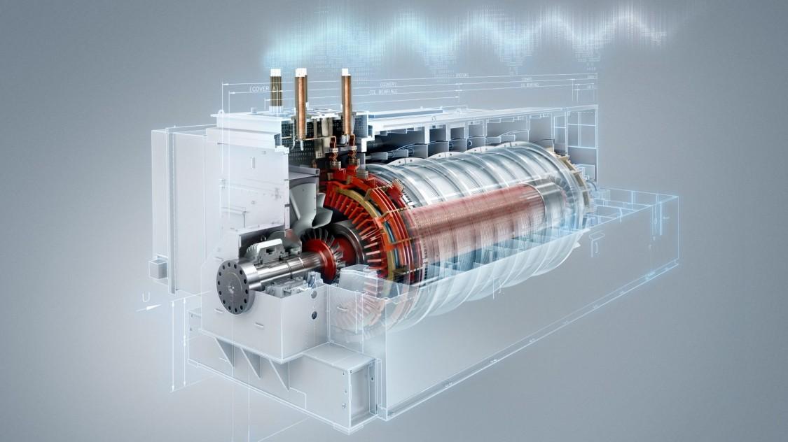 Generators | Power Generation | Siemens