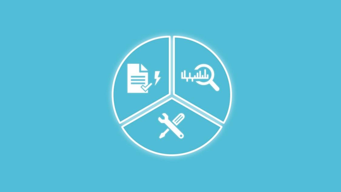 Icon für gezielten Service dank Analyze MyDrives