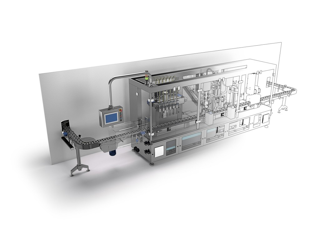 Siemens and Festo win Optima as a pilot customer for innovative transport system