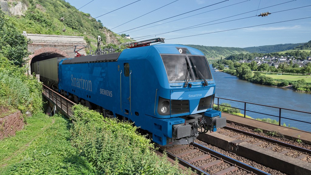 Siemens Mobility delivers ten Smartrons to Bulgaria