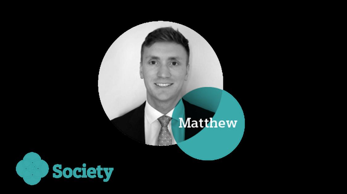 Matt - Setting a benchmark for improvement drives the changes that matter