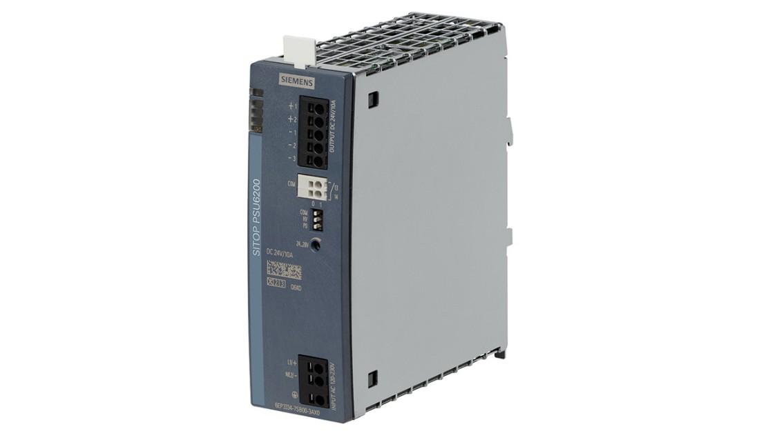 SITOP PSU6200, 1-phasig, Ex, DC 24 V/10 A, 6EP3334-7SC00-3AX0
