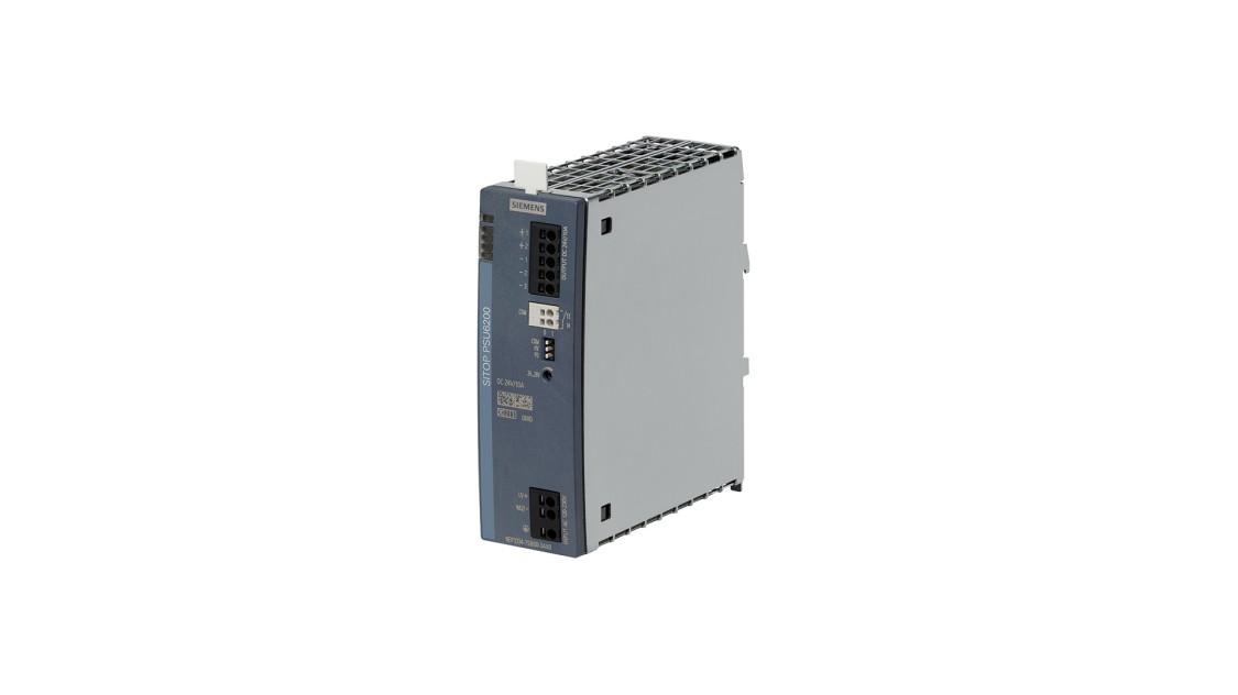 SITOP PSU6200, 1-phase, 24 V DC/10 A, 6EP3334-7SB00-3AX0