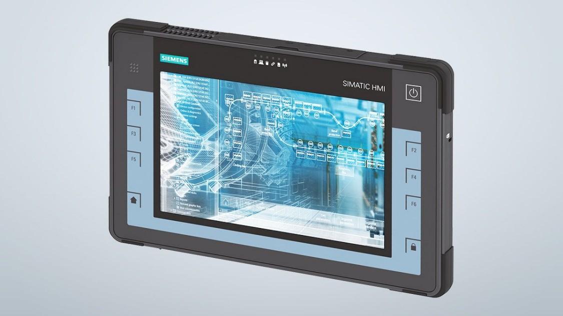 Промислові планшетні ПК SIMATIC