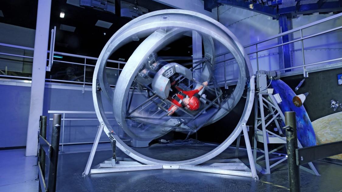 Музей Euro Space Center