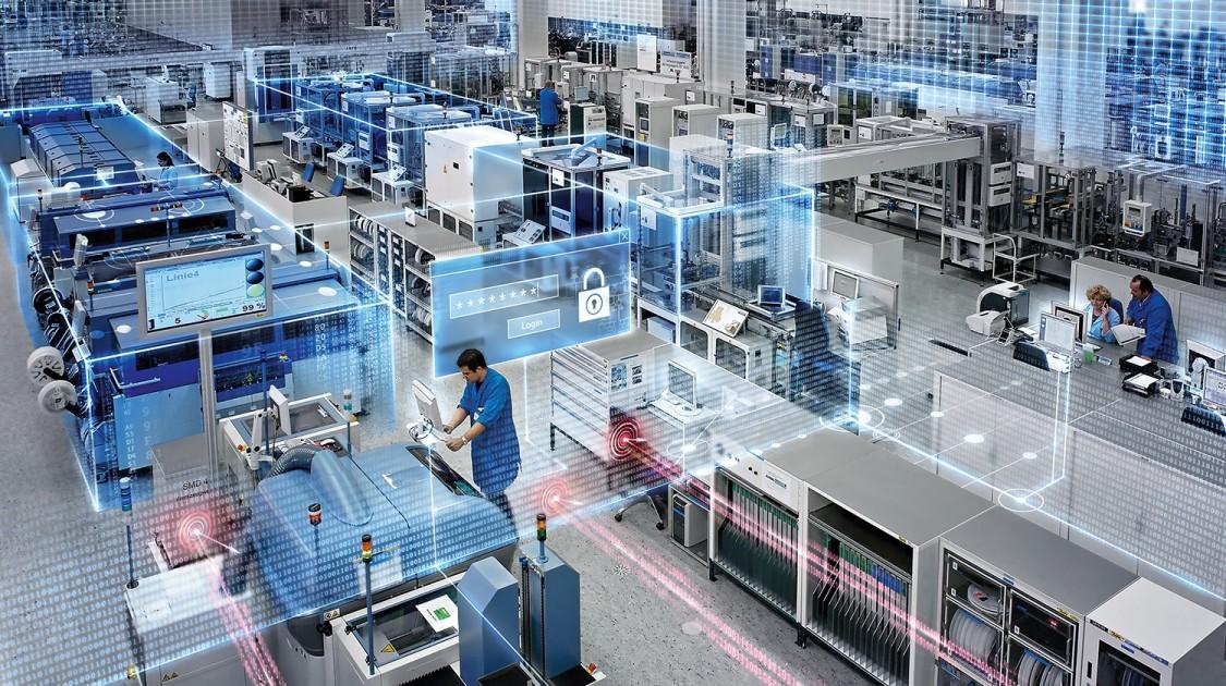Ciberseguridad en la Industria