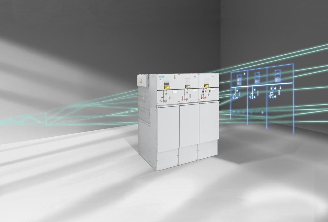 Розподільна установка з газовою ізоляцією 8DJH 36