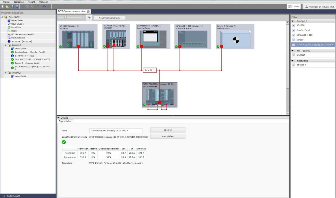 Power supplies | Industrial Automation | Siemens