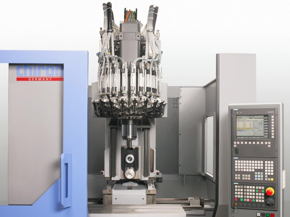 Maskin efter modernisering