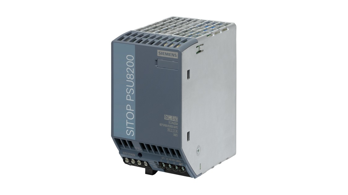 Product image SITOP PSU8200, 3-phase, DC 24 V/20 A
