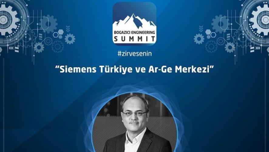 Siemens Ar-Ge Boğaziçi Mühendislik Zirvesi
