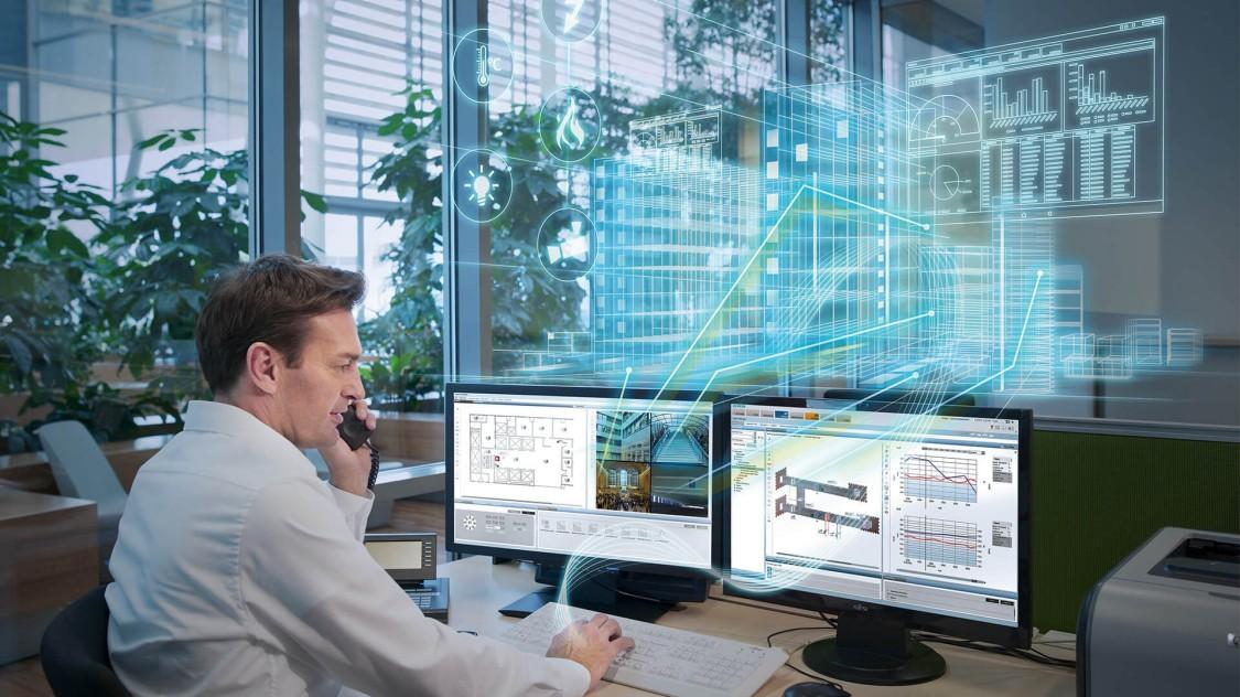 Siemens Gebäudetechnik | Desigo CC