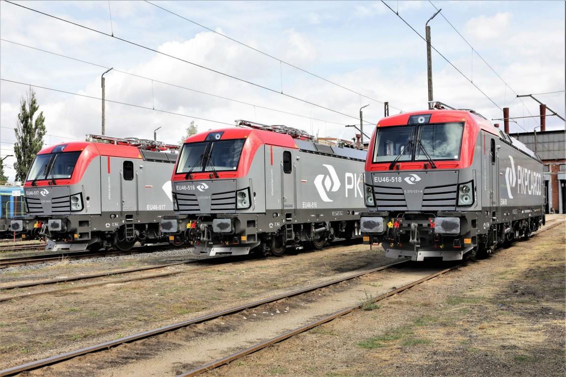 PKP Cargo Vectron
