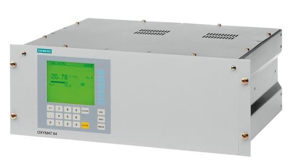 USA   Gas analyzer OXYMT 64