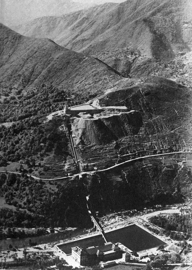Stura di Viu hydroelectric plant