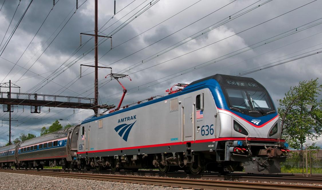 Amtrak ACS-64