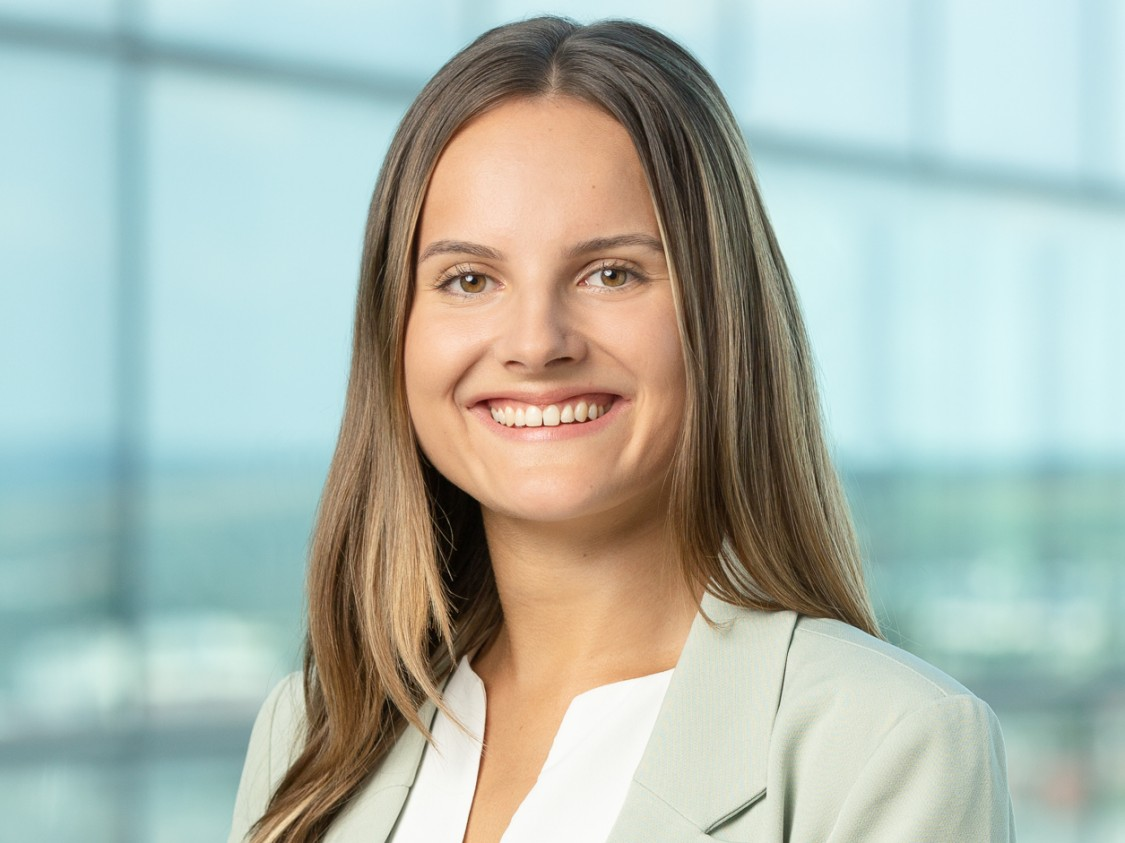 Lisa Volleritsch, Siemens AG Österreich