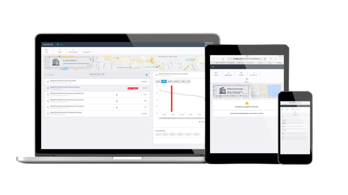 Building Operator ist eine Cloud-Software, die immer verfügbar ist – egal, wo Sie sich befinden.