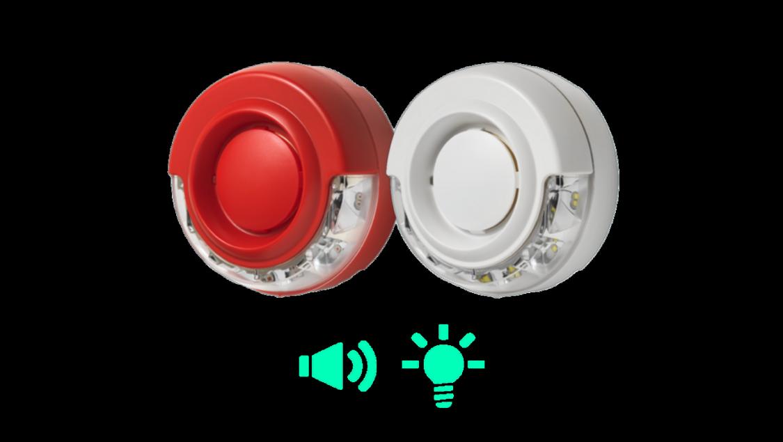 Siemens Signalgeber (akustisch, optisch)