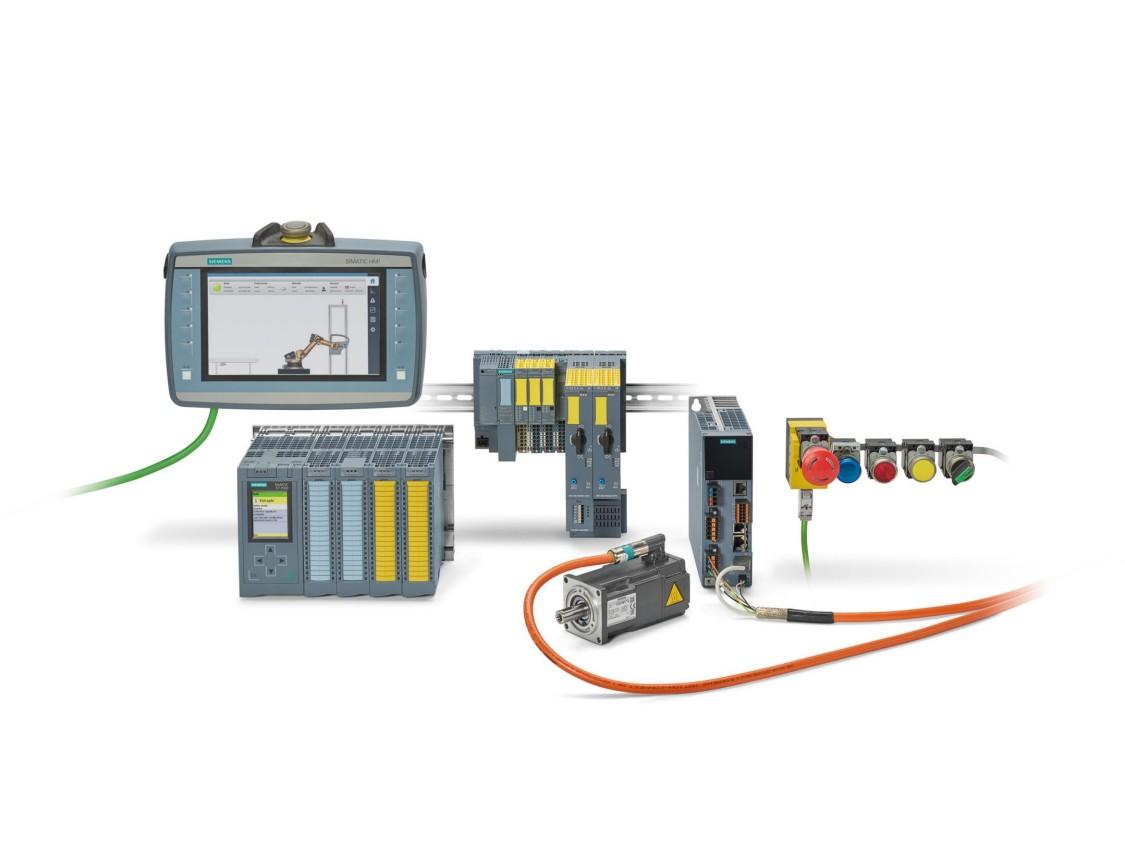 标准及故障安全自动化的硬件和软件