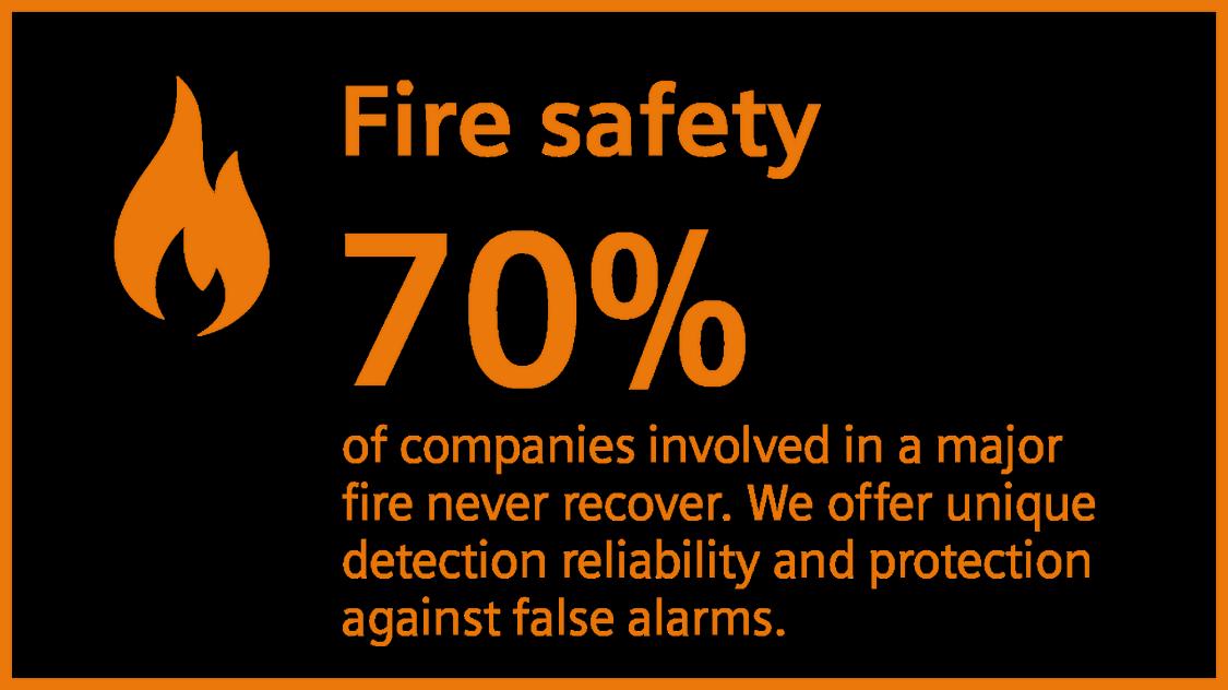 Desigo CC for building fire safety